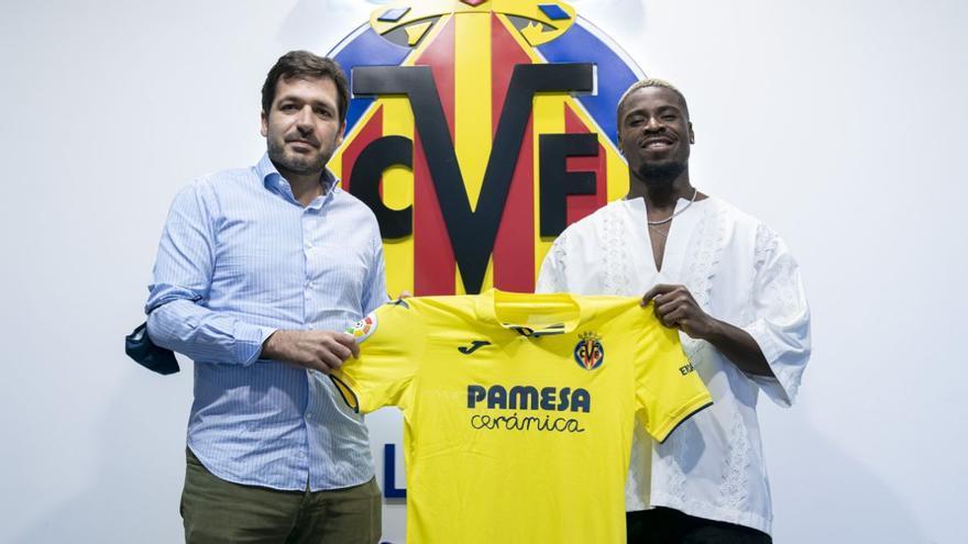 Serge Aurier, nuevo fichaje del Villarreal