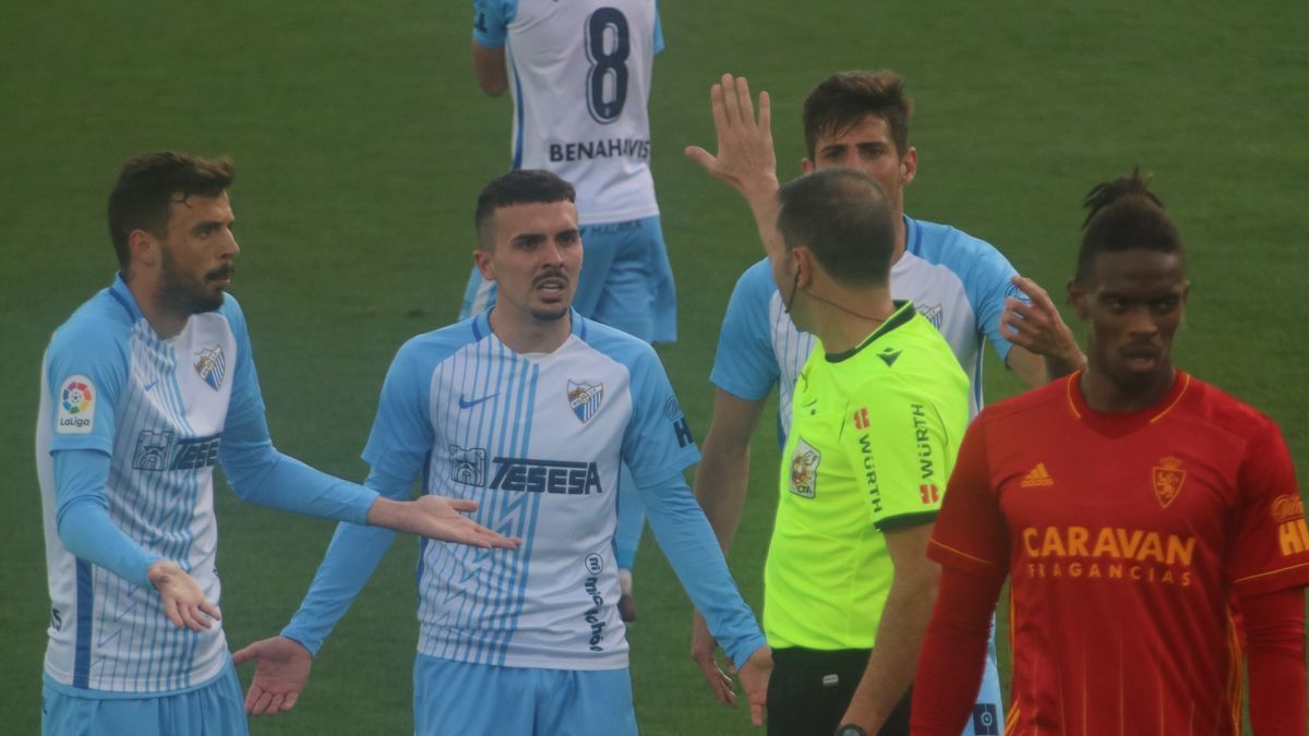 Liga SmartBank | Málaga CF - Real Zaragoza
