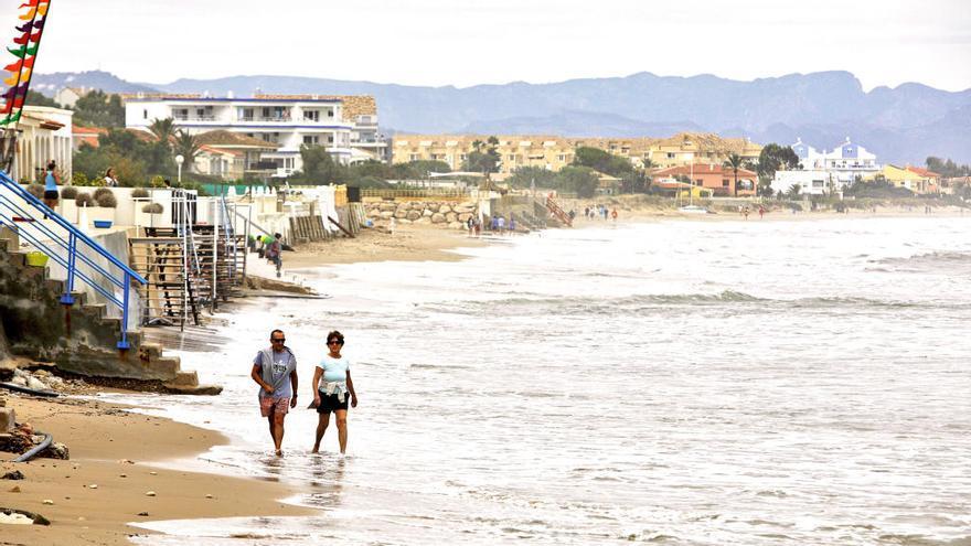 El nivel del Mediterráneo aumentará hasta medio metro a finales de siglo