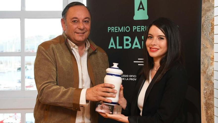 XVII Premio Periodístico Albarelo