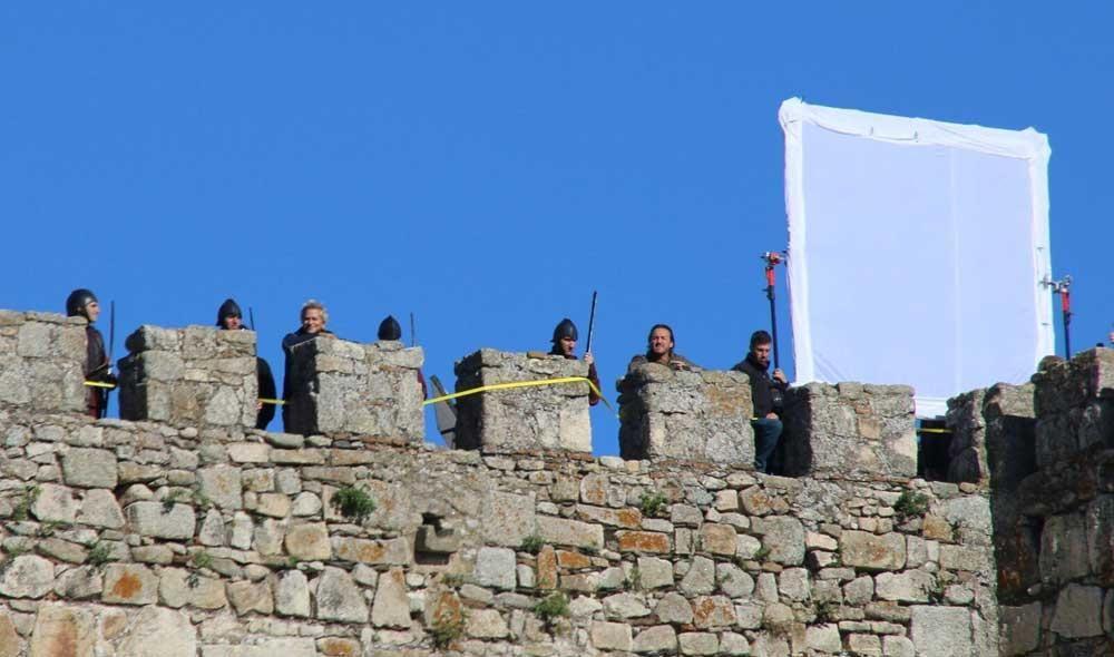 Comienza el rodaje de 'Juego de tronos' en Trujillo (Cáceres)