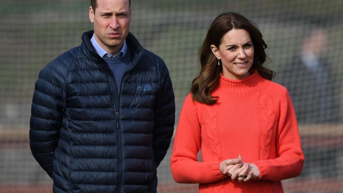 El príncipe Guillermo de Inglaterra ocultó su positivo en coronavirus.