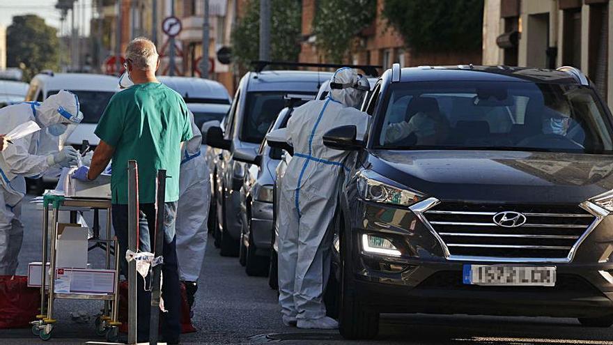 Febrero se despide con 360 contagios, 18 muertes y 21 ingresados más