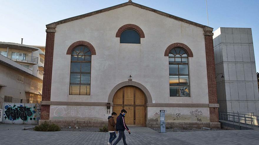 Sagunt desbloquea la finalización de las obras del Museo Industrial
