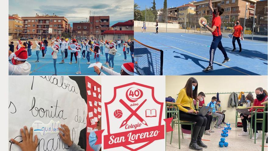 Especial Cooperativas de Enseñanza | Colegio San Lorenzo