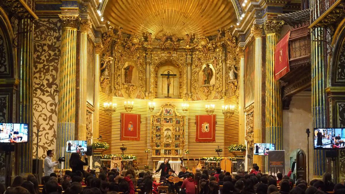 Festival de Orihuela en la iglesia de Santo Domingo
