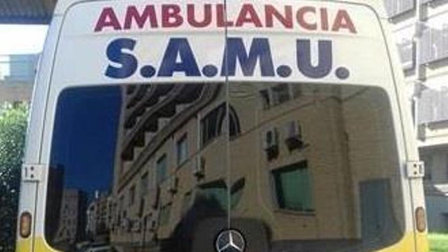 Muere un agricultor de 32 años al volcar su tractor en Xaló