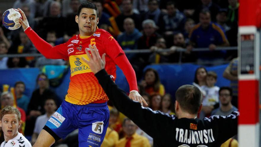 España, a por el liderato de grupo tras vencer a Macedonia
