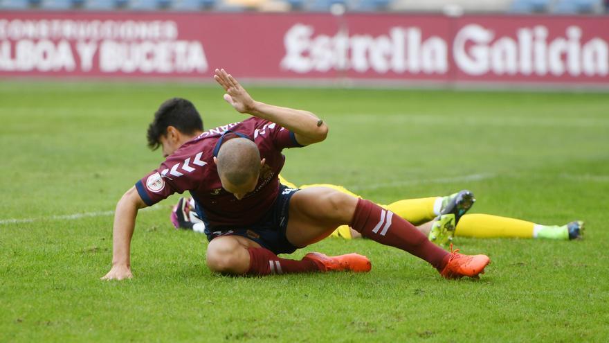 Derrota con malas sensaciones del Pontevedra contra el Leganés B (1-2)