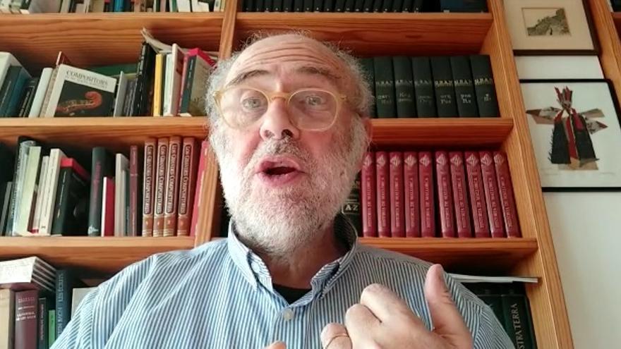 Pere Estelrich adelanta los contenidos del próximo suplemento 'Bellver'