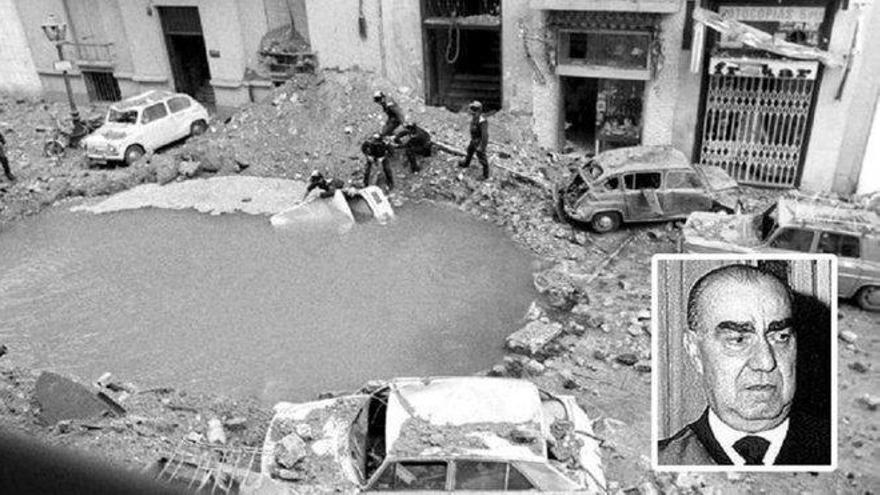 Un documento de la CIA demuestra que ayudaron a asesinar a Carrero Blanco