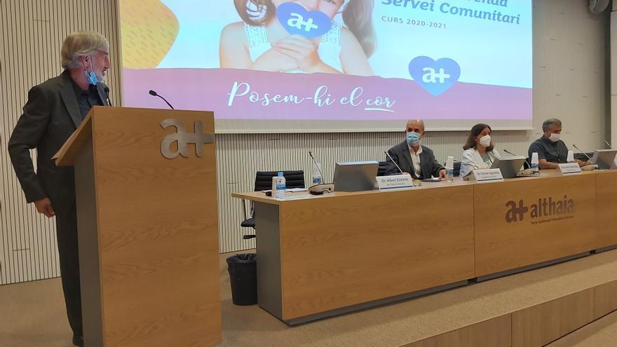 La Fundació Althaia reactiva la campanya de mecenatge de Pediatria