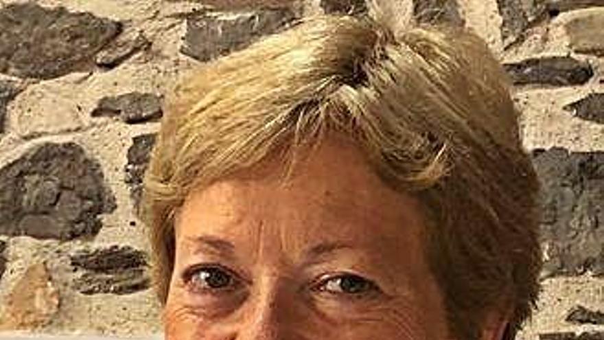 ERC de Sallent revalida Pilar Sala com a presidenta de la secció local del partit