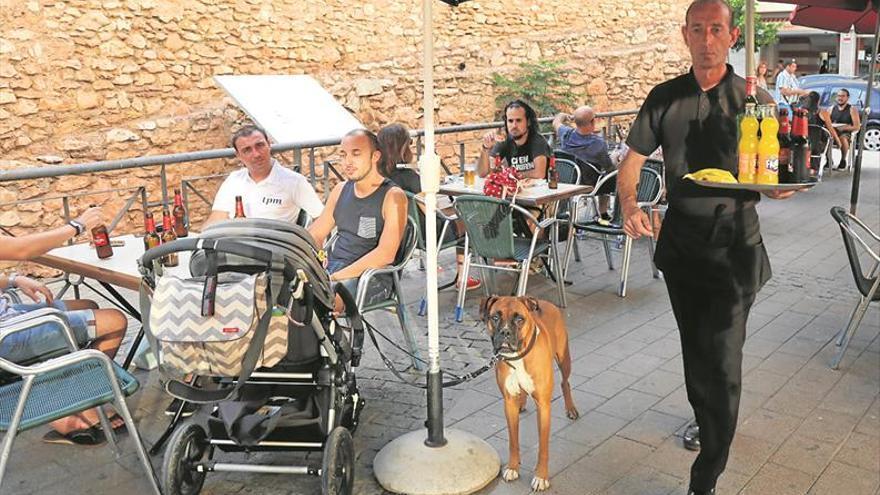 Sube el paro y baja la afiliación en el peor agosto en años en Castellón