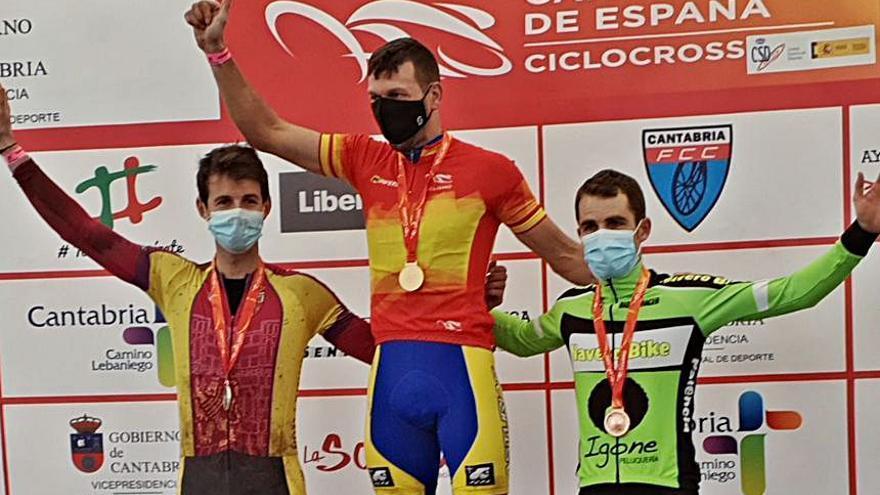 Asturias suma dos oros y dos bronces en el Nacional
