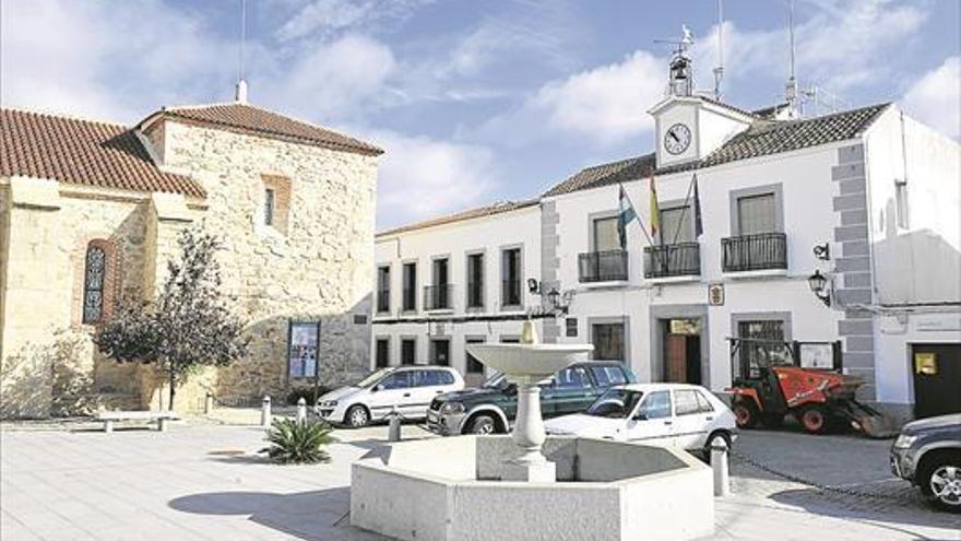 El alcalde de El Guijo también se puso una vacuna sobrante por indicación de los sanitarios