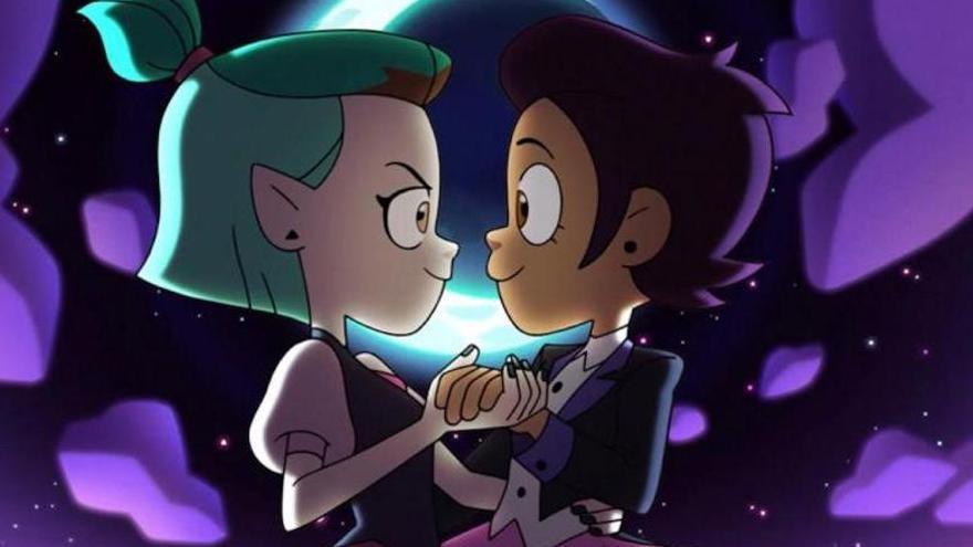 Luz Noceda, el primer personaje bisexual de Disney