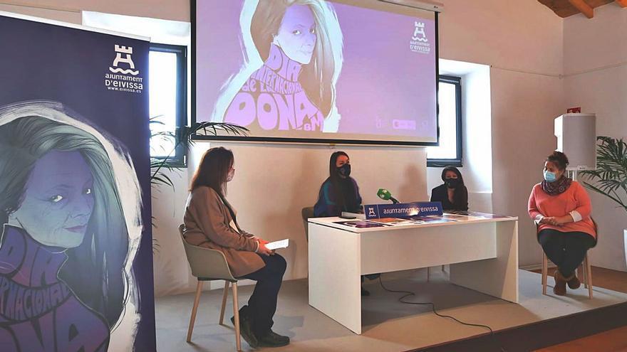 Un mes de actividades en Vila por el Día Internacional de la Mujer