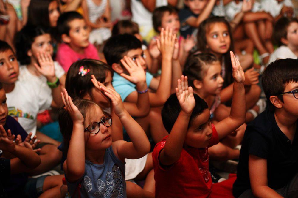 Festibalc Zamora para niños