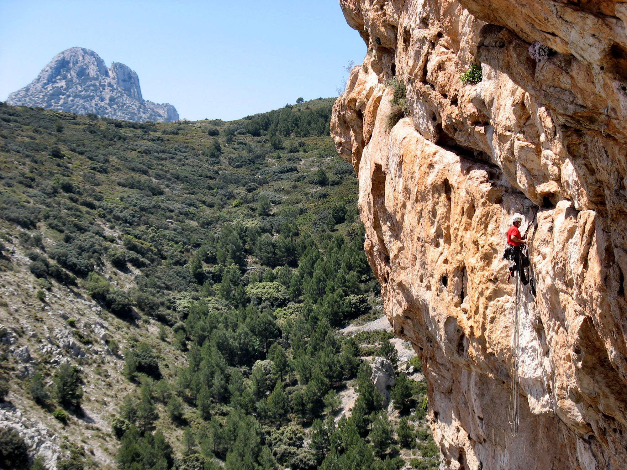 climbing ponoch