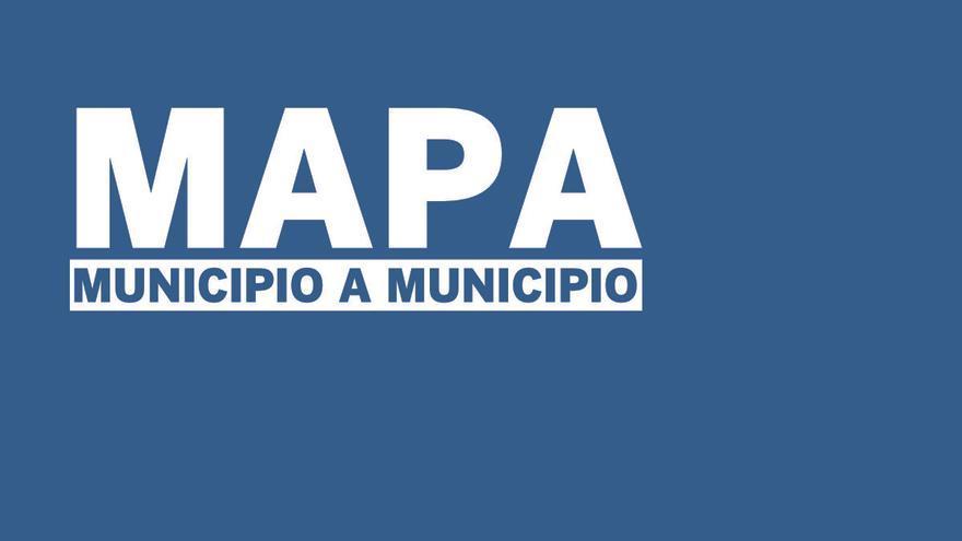 Estos son los municipios valencianos con nuevos contagios en los últimos días