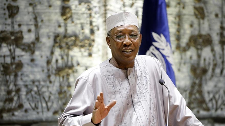 Muere el presidente de Chad, Idriss Déby