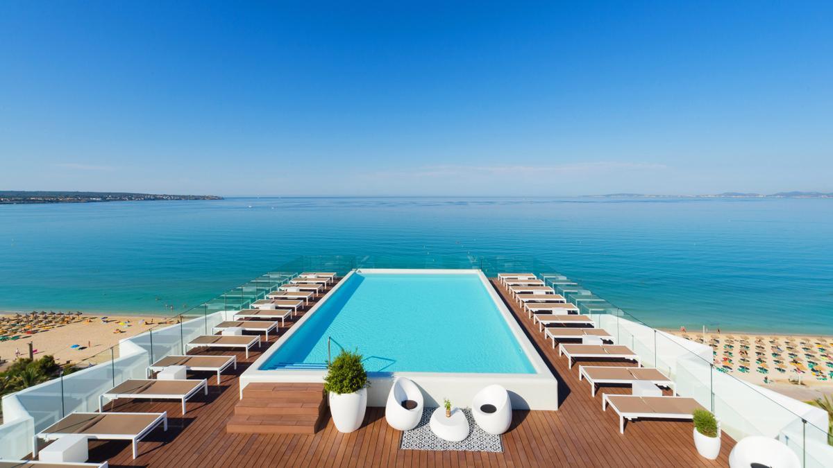 Hotel HM Gran Fiesta en Playa de Palma