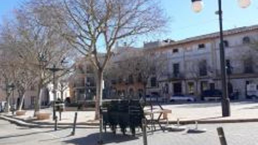 Algaida entrega mil euros a cada negocio cerrado por la covid