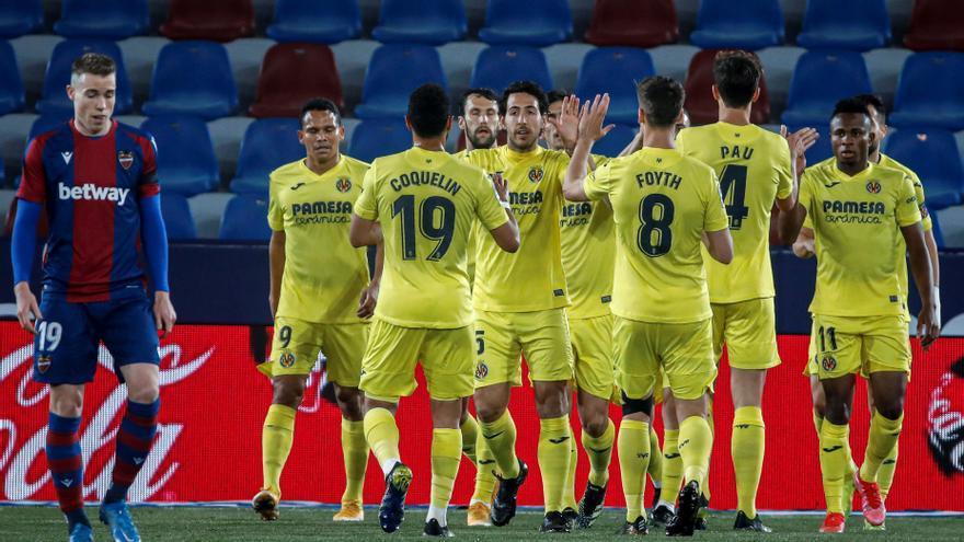 Así te hemos contado el Levante-Villarreal (1-5)