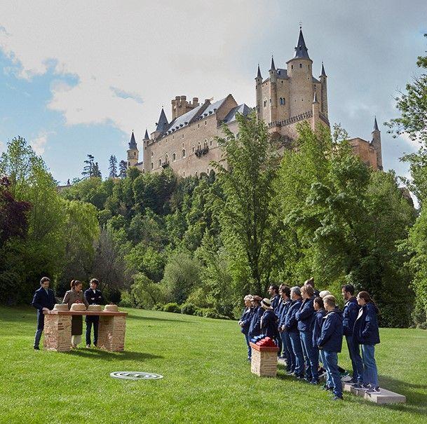 MasterChef Celebrity 6 en el Alcázar de Segovia.