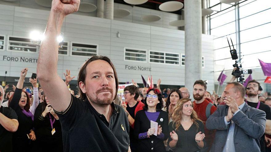 Vértigo en Podem tras la marcha de Iglesias