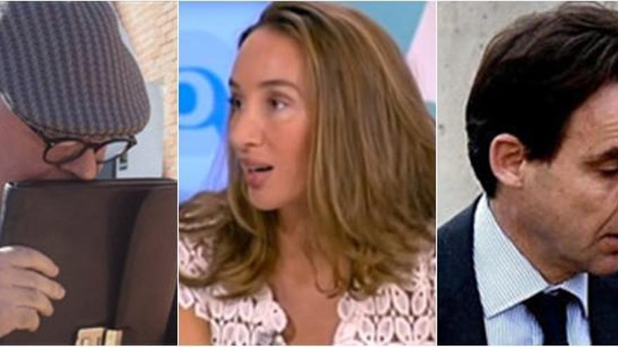 La doctora Pinto identifica al comisario Villarejo como el agresor que la apuñaló