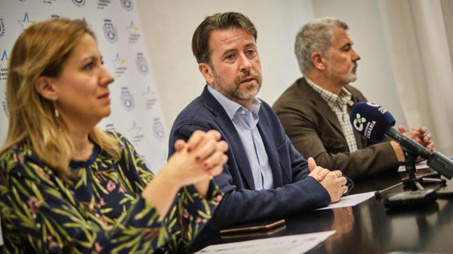 Alonso afirma que el Cabildo impulsa el carril bus-VAO donde menos se necesita