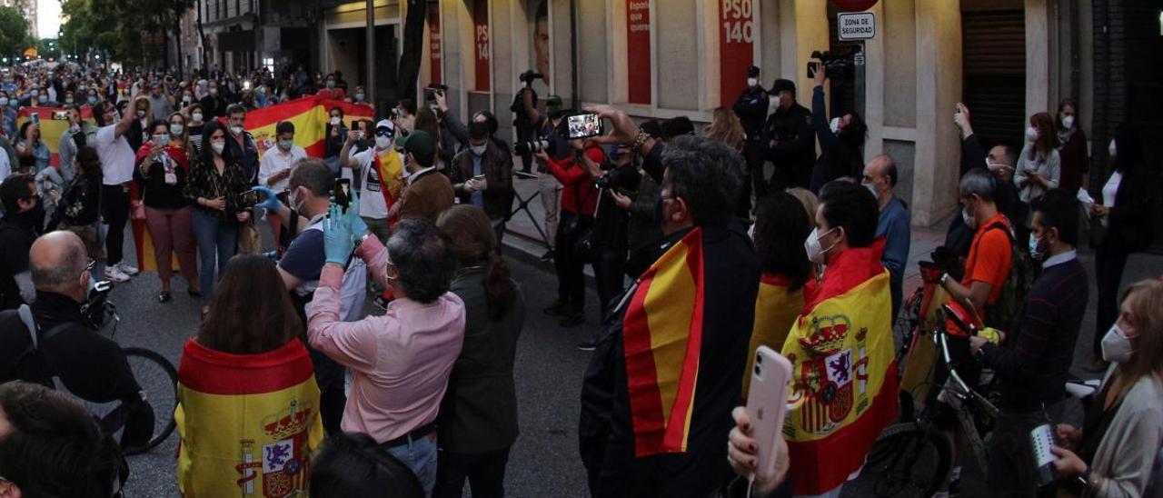 Delegación del Gobierno da el visto bueno en Asturias a una manifestación pedida por Vox