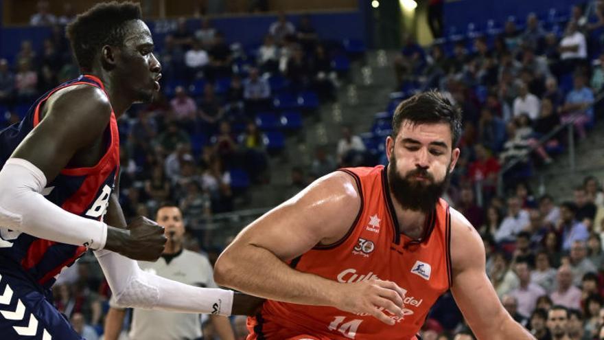 Gran triunfo del Valencia Basket en el Buesa Arena