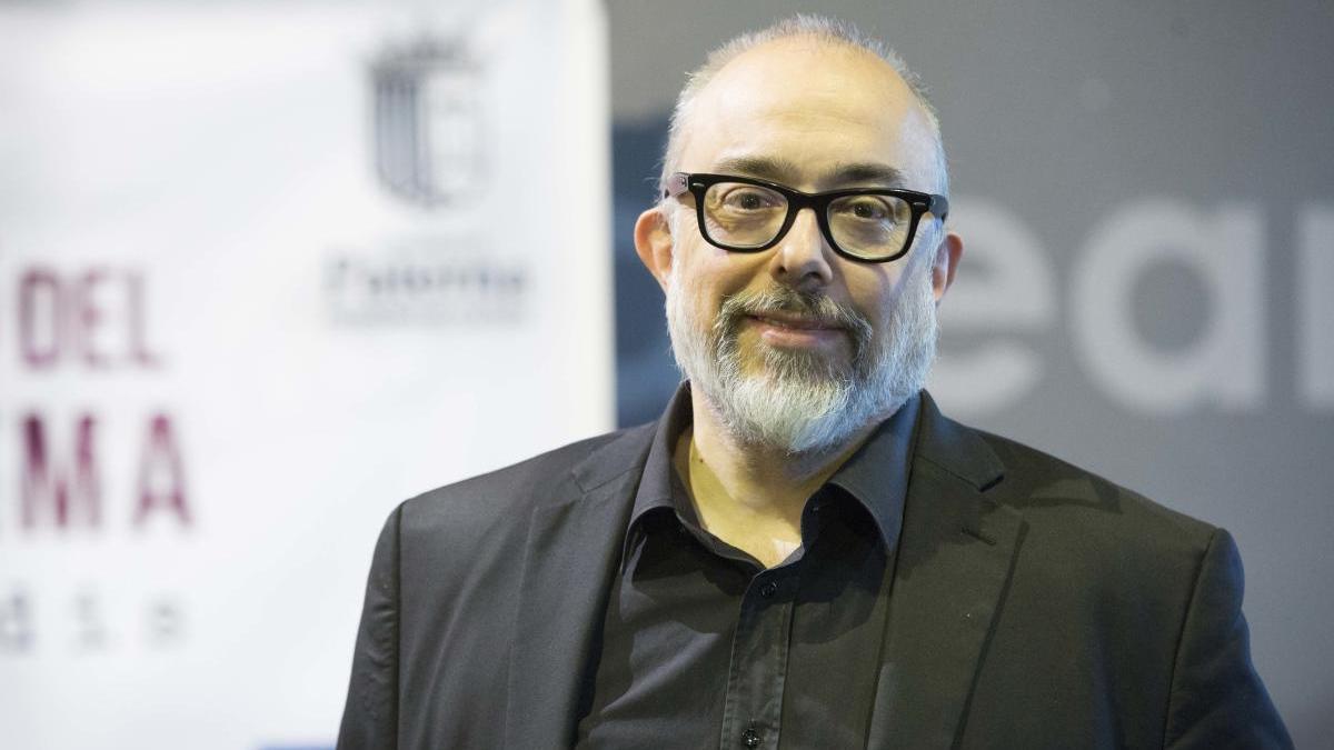 El cineasta vasco Álex de la Iglesia.