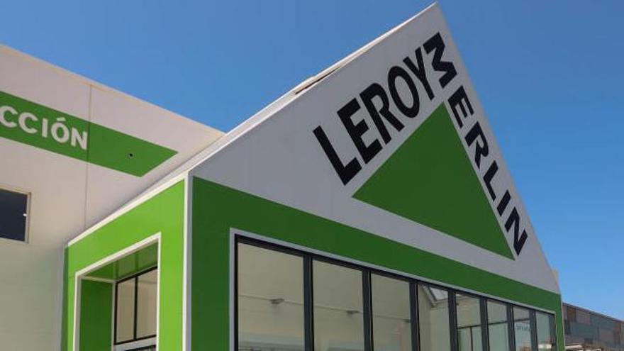 Leroy Merlin cierra en Vigo su tienda de la Avenida de Madrid