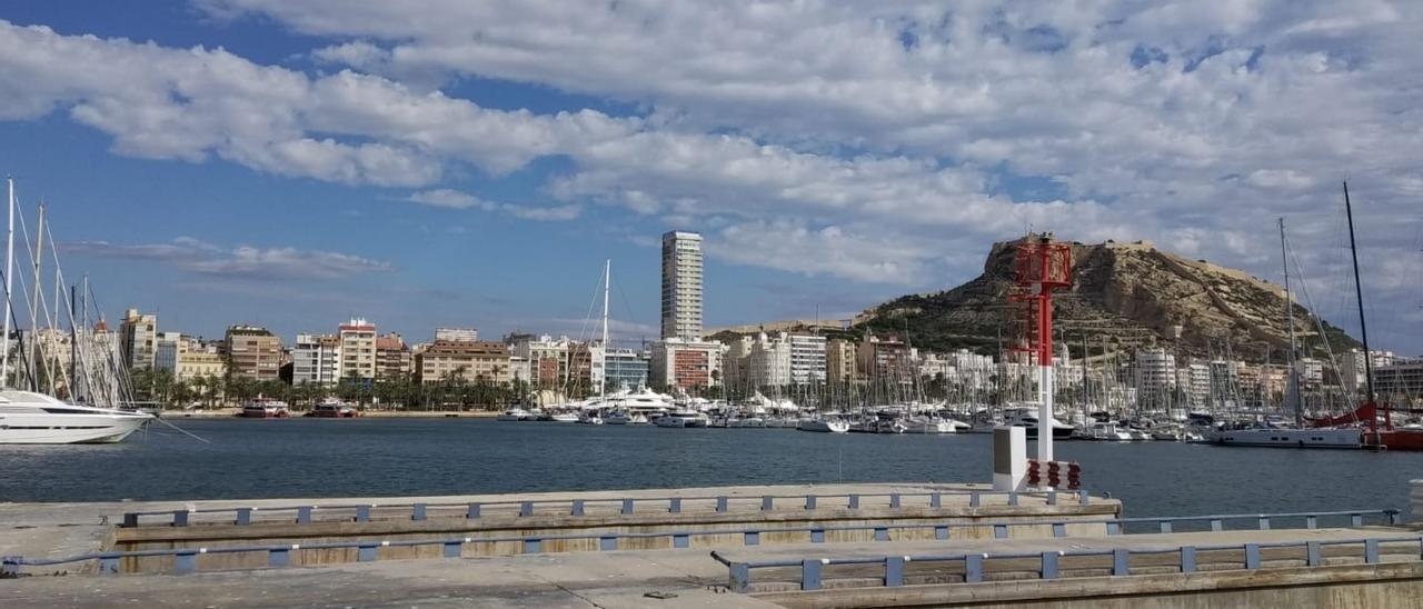 La fachada litoral de Alicante acapara algunas de las inversiones de los remanentes de tesorería