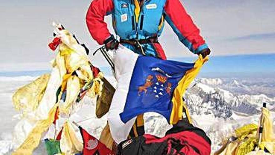 """Álvaro: """"El Everest está secuestrado por gente inmoral y codiciosa"""""""