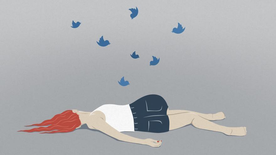 Menos tuits y más ayuda