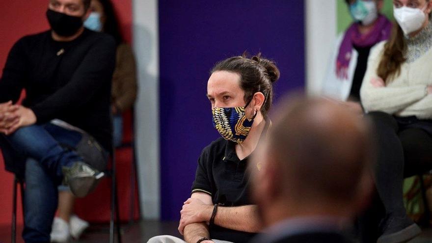 Unidas Podemos incurrió en gastos irregulares por 248.868 euros en la campaña 2019