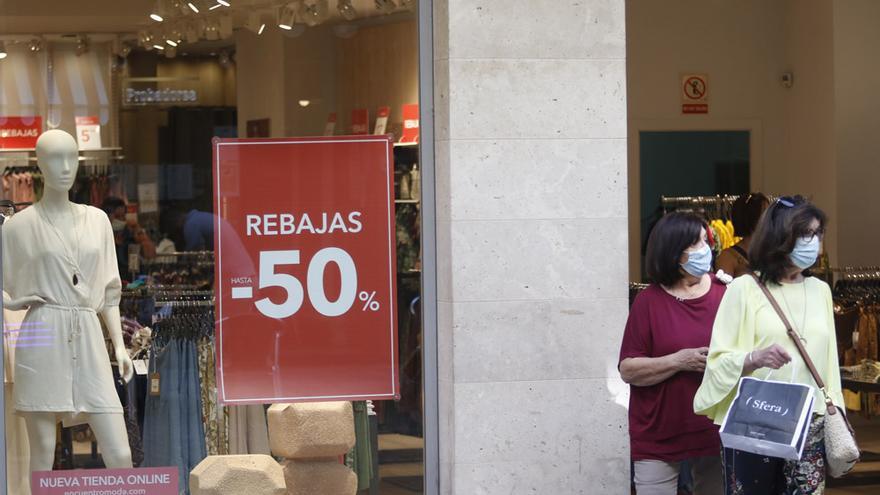 Las rebajas de julio en Córdoba