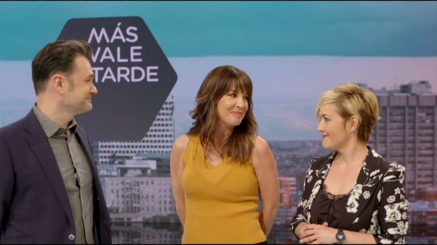Iñaki López i Cristina Pardo seran els presentadors de «Más vale tarde» la pròxima temporada