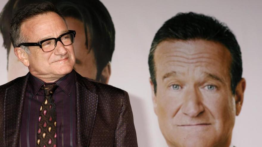 A subasta más de 300 objetos del actor Robin Williams