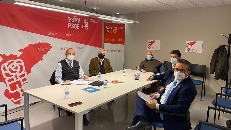 Uepal apoya la propuesta del PSOE de crear un fondo de participación financiera en Alicante