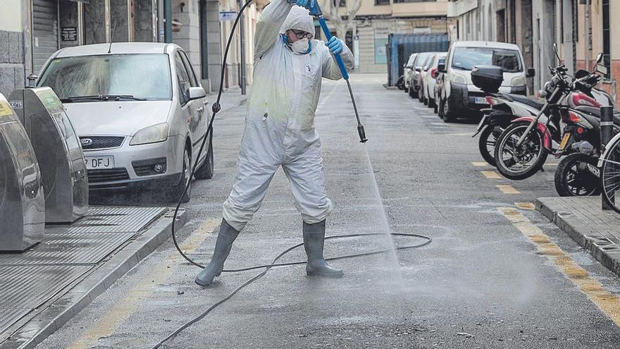 El coronavirus supuso un gasto no previsto de 44 millones para las arcas del ayuntamiento de Palma