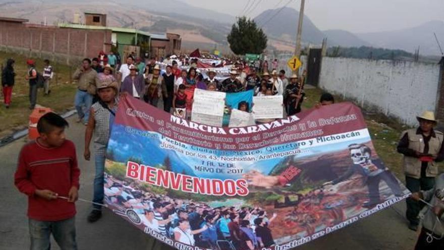 La realitat dels drets humans a Mèxic