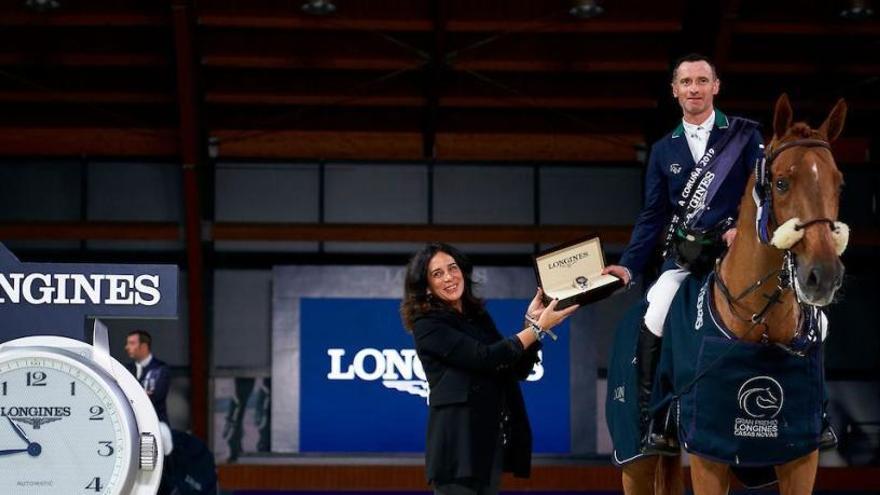 Segundo podio para Alejandro Álvarez y Leonardo Medal