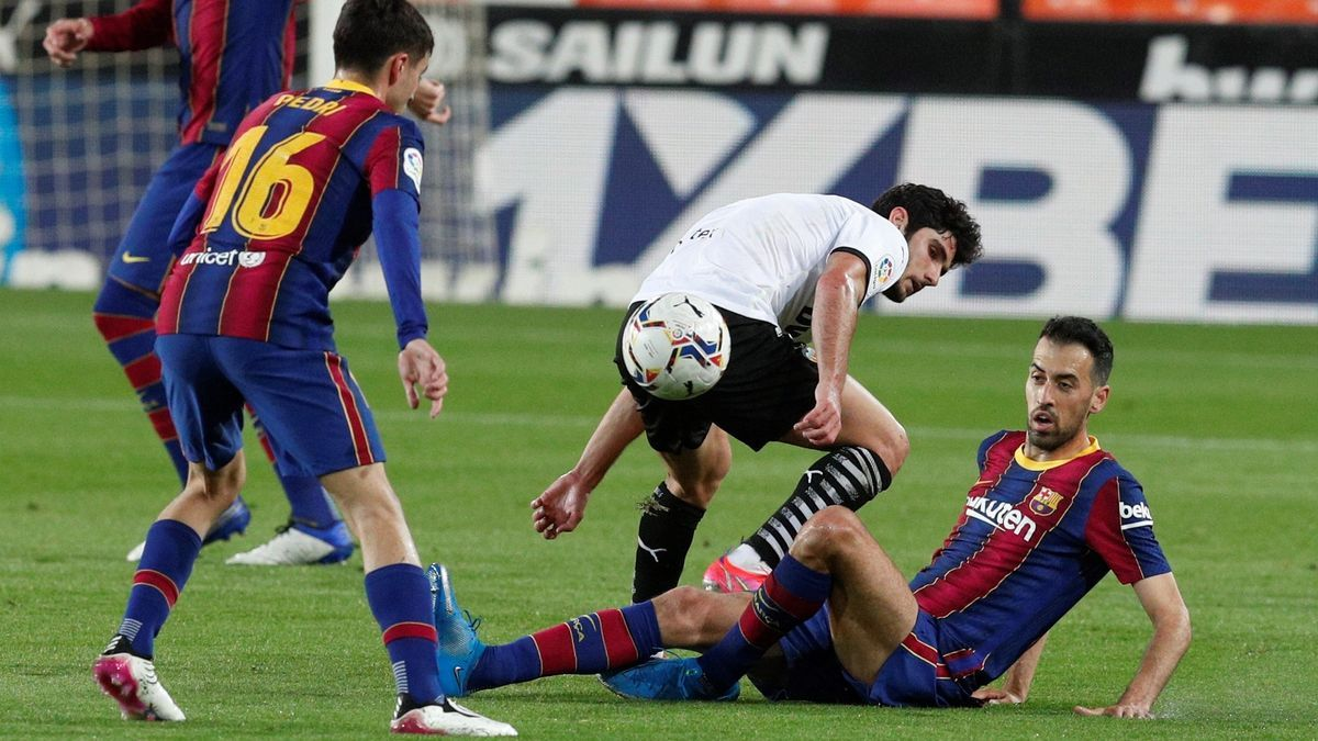 LaLiga Santander | Valencia - FC Barcelona