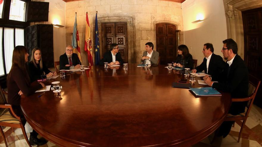 El Consell tumba la petición de Mazón para que los acuerdos de la comisión bilateral sean unánimes